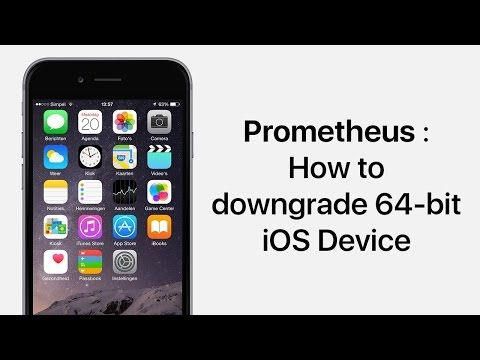 Prometheus Tool to Downgrade/Upgrade to iOS 10.1.1 Released; But Apple Kills It by Patching the Hack