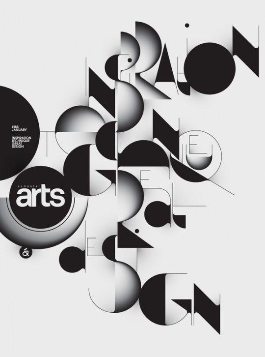 Typography by Áron Jancsó: Design Inspiration, Aron Jancso, Graphicdesign, Poster, Graphics Design, Áron Jancsó, Computers Art, Fonts, Áronjancsó