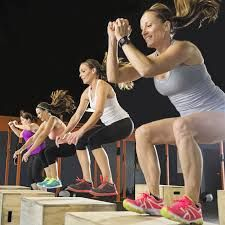 Image result for hiit group