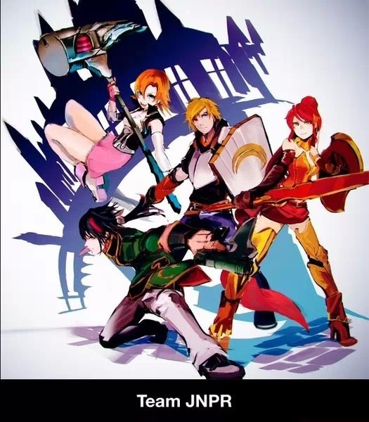 TEAM JNPR This is so booosssssss!!! -credit goes to glorious artist