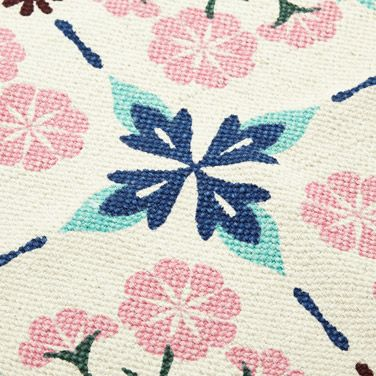 Bathroom | BLUE Carolyn Donnelly Eclectic Design Bath Mat | Dunnes Stores