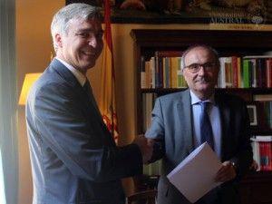 Convenios de cooperación académica con organizaciones del Estado español