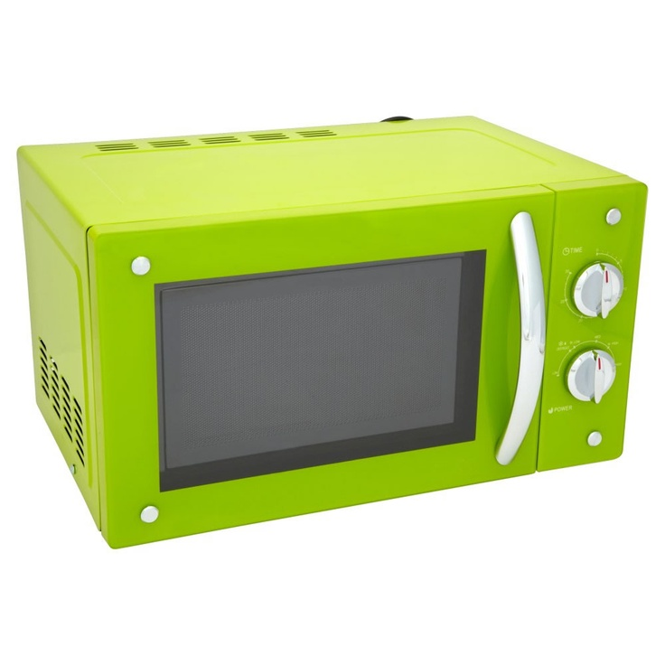 Wilko Microwave Lime Green 20l Microwaves Kitchen Electrics From Wilkinson Plus