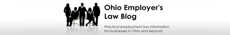 "Just like they say ""Practical employment law information for businesses in Ohio and beyond"" presented by Kohrman Jackson & Krantz"