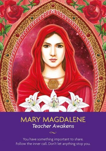 Mary Magdalene - Kyle Gray cards