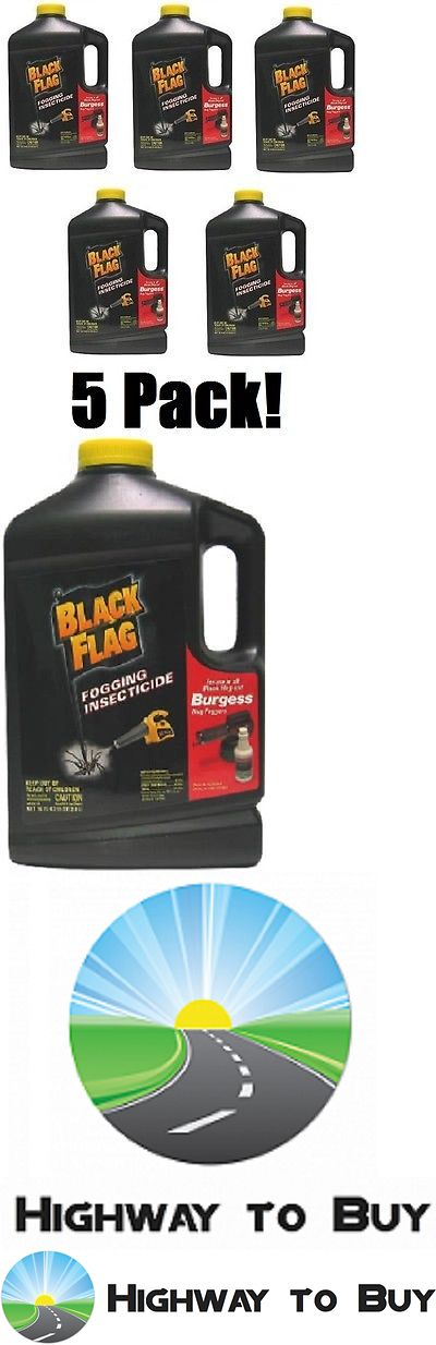 Foggers 181037: (5) Ea Black Flag 190256 64 Oz Mosquito Fly Insect Fogger Fogging Insecticide -> BUY IT NOW ONLY: $93.89 on eBay!
