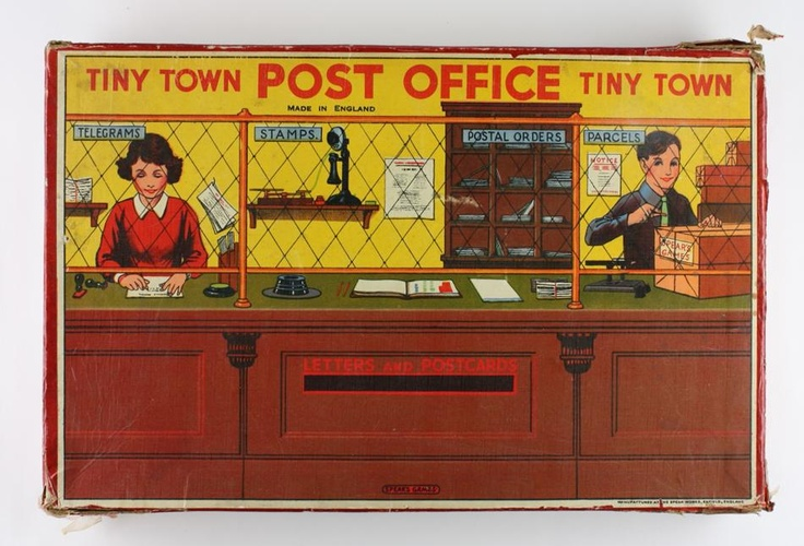 Toy Post Office