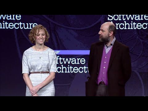 """Agile Architecture"" - Molly Dishman & Martin Fowler Keynote - YouTube"