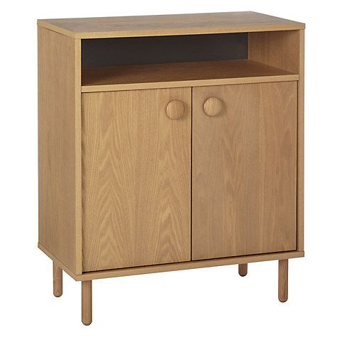 Buy Design Project by John Lewis No.008 Double Towel Cupboard Online at johnlewis.com
