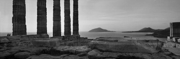 GRECIA. Attica. Cabo Sunion. Templo de Poseidón. 2003