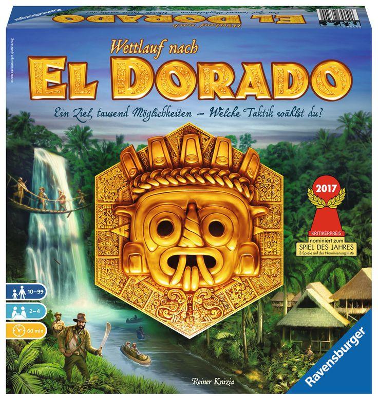 Wettlauf nach El Dorado | Erwachsenenspiele | Spiele | Produkte | Wettlauf nach El Dorado