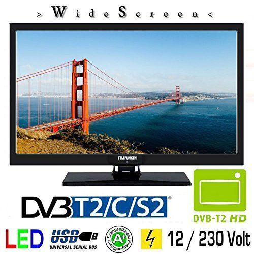Telefunken L22F272K4V LED Fernseher 22 Zoll 55 cm TV DVB S/S2, DVB T2, DVB C, USB, Energieeffizienzklasse A + , 230 Volt / 12 Volt sieht in Design, Funktionen und Funktion gut aus. Die beste Leistung dieses Produkts ist in der Tat einfach zu reinigen und zu kontrollieren. Das Design und das Layout sind absolut erstaunlich, die es wirklich interessant und schön machen.....