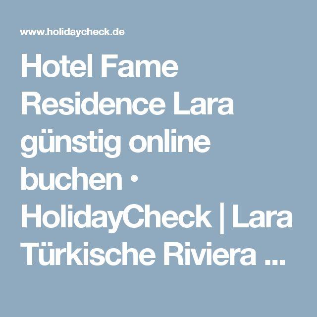 Hotel Fame Residence Lara günstig online buchen • HolidayCheck | Lara Türkische Riviera Türkei
