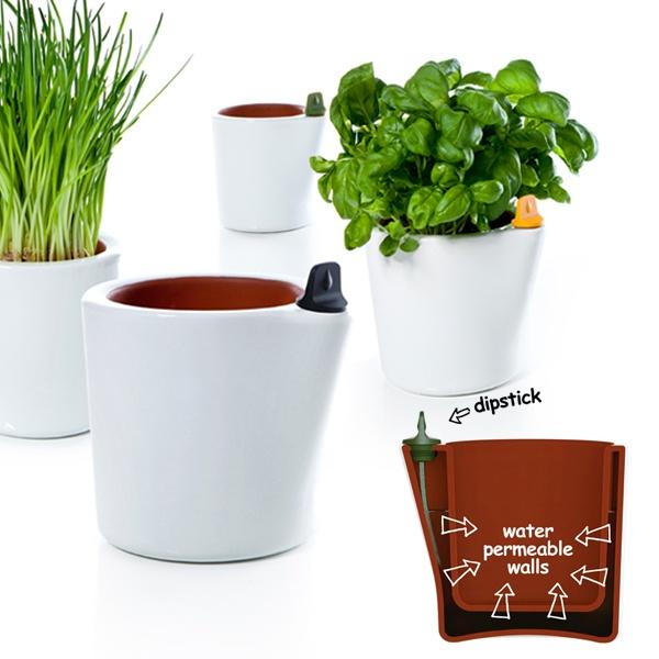 Maceta autorriego productos de cer mica pinterest for Productos para ceramica