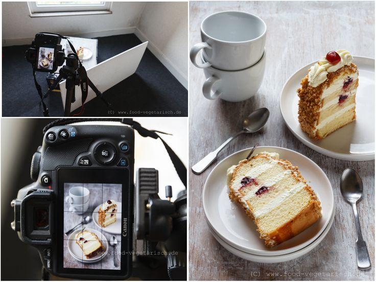 Fotografieren mit Tageslicht – Objekte und Food einfach in Szene gesetzt.