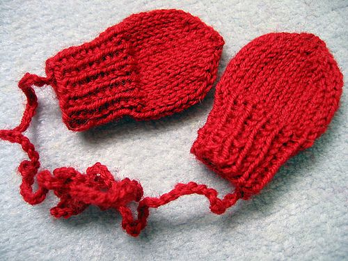 baby born mittens by Lolly_de, via Flickr Dolls Clothes ...
