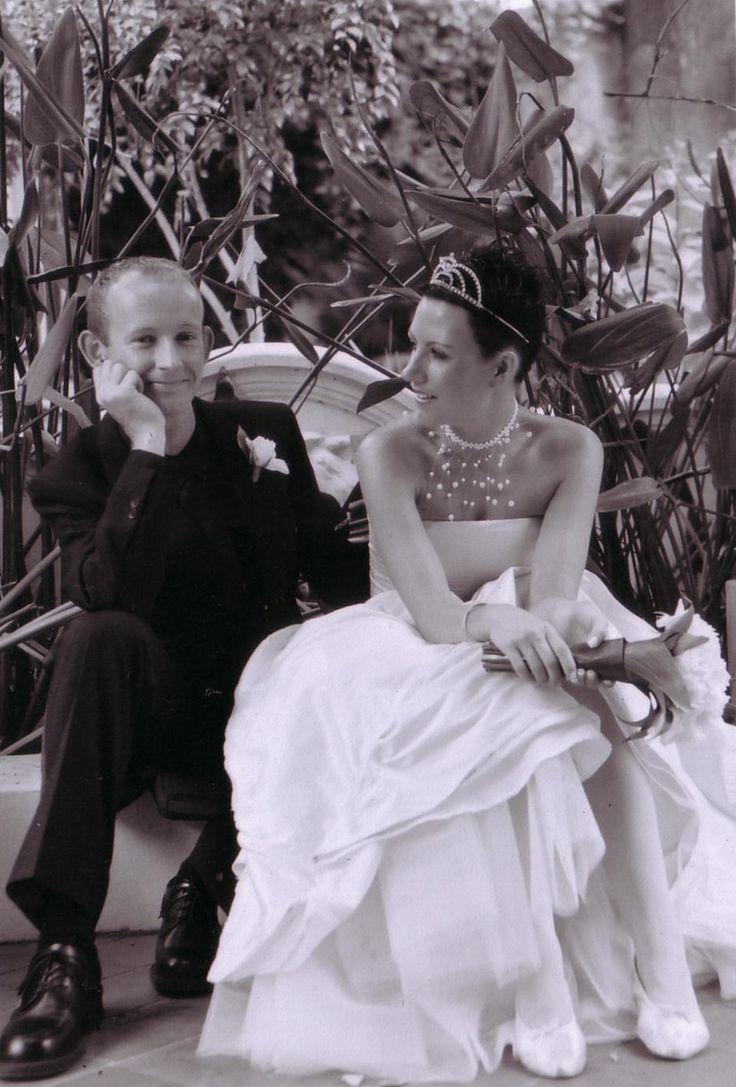 Mystic Rose wedding dress