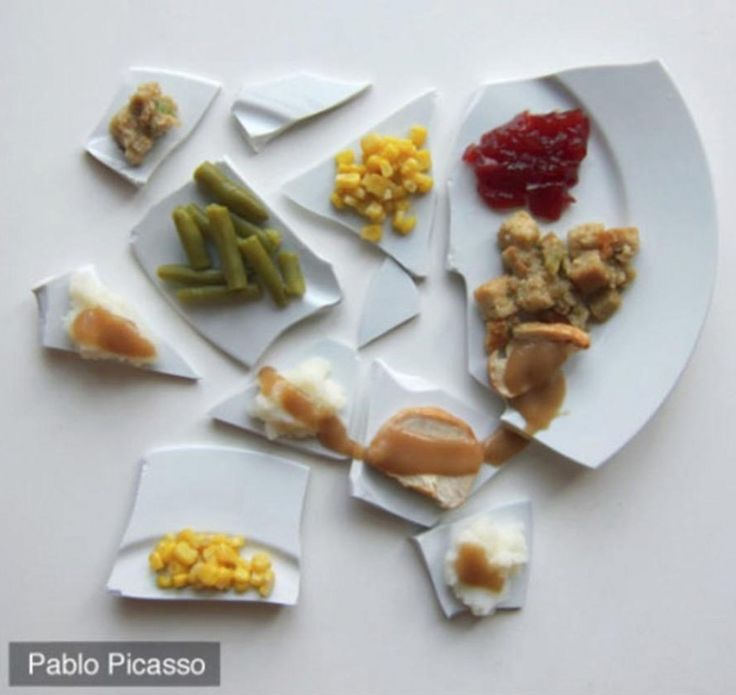 Завтраки от знаменитых художников http://artlabirint.ru/zavtraki-ot-znamenityx-xudozhnikov/  Если бы известные художники занялись приготовлением завтраков. {{AutoHashTags}}