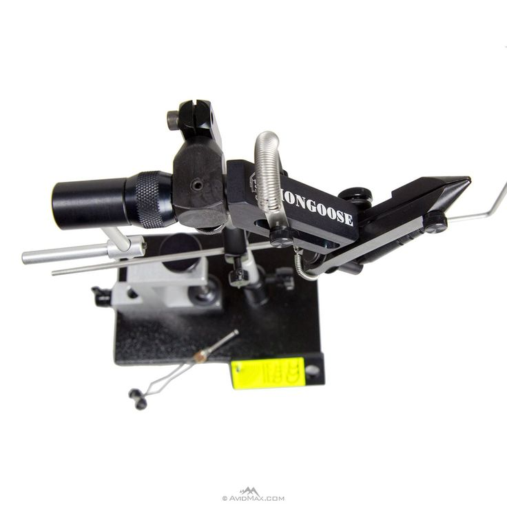 What fly tying vice should I buy? Well, start here and we will inform you about our Griffin vises.