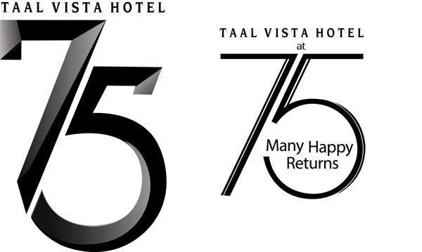 TVH Anniversary Logo Studies by Kara Guingona, via Behance