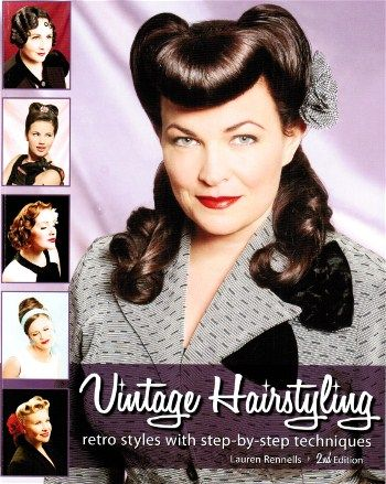 Retro Hairstyles Guide. YES!!!!!!!!! I have been wondering for years how to style my hair this way! :)