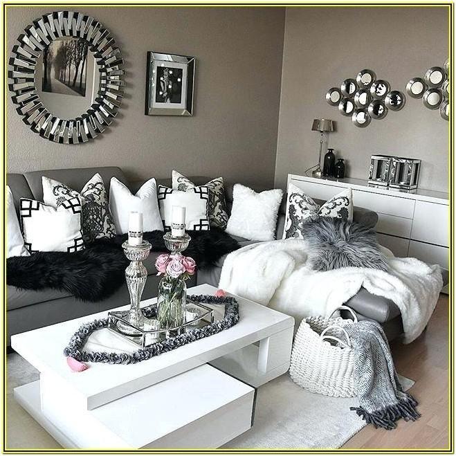27+ Black and gray living room decor ideas
