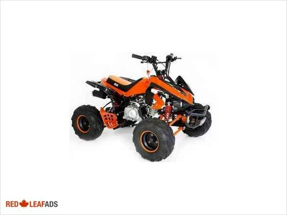 *************BRAND NEW 110CC SUPER REBEL QUADS*****************, NEW YEAR BLOW OUT SALE. FEATURES Dependable, high quality 110cc 4 stroke motor which is air cooled, single ...