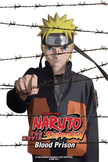Naruto Shippuden the Movie: Blood Prison - Masahiko Murata |...: Naruto Shippuden the Movie: Blood Prison - Masahiko Murata | Anime… #Anime