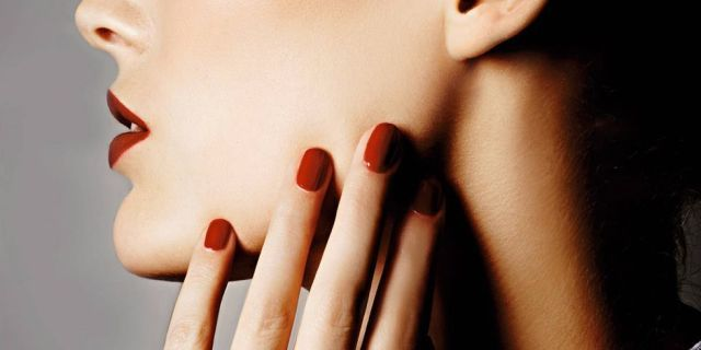 The Internet Says This Is the #1 Red Nail Polish   - HarpersBAZAAR.com