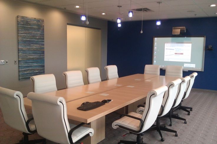 Rooms: The Boardroom By Home For A Change Commercial Interiors