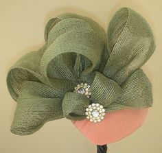 Tutorial on how to make this fascinator