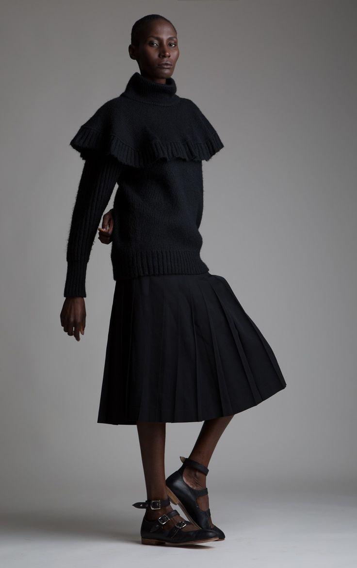 Vintage Chloe Sweater Y's Yohji Yamamoto Skirt Designer ...