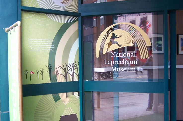 National Leprechaun Museum in Dublin
