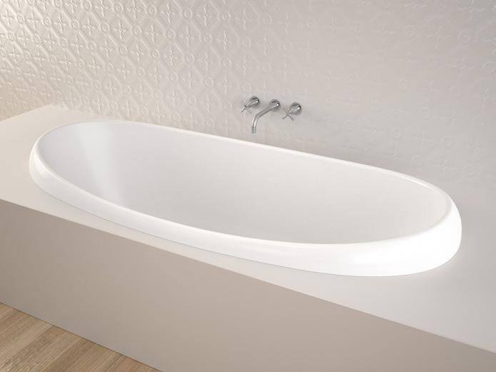 1750 Island Bath Caroma Pearl. Reece $864.00 gst inc