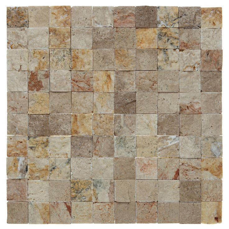Mozaika kamienna Zen - Dunin - Travertine Rock 30