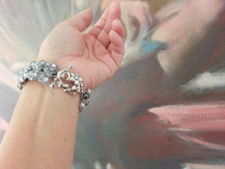 "CM-Handmade: ""Bracelet searches for a nice wrist"""