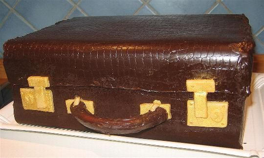 Mi maleta viajera...Schokolade - Confiserie Hagn Rottach - Egern