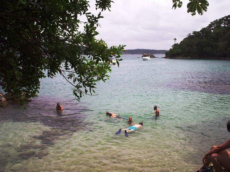 Bombinhas Snorkel na Praia da Sepultura - Viagem com Sabor P3110011