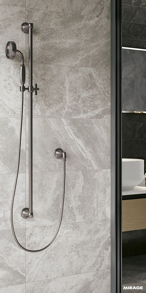 Bathroom | Stone Effect | How to bring a touch of class, sophistication and distinction to your #bathroom?  Discover the #ideas proposed thanks to the new #stoneeffect #Trevi collection by Mirage.  #miragetile #porcelaintile #bathroom #stonetiles #bathroomideas #bathroominspo #bathroomdesign #bathroomtiles #bathroomdecor #bathroomfloor #instastyle #instadecor #instadesign #instalove #interior #interiordesign #interiorandhome #interiorinspo #dreamhome #homeideas #homedesign