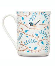Mug - Blue Wren design