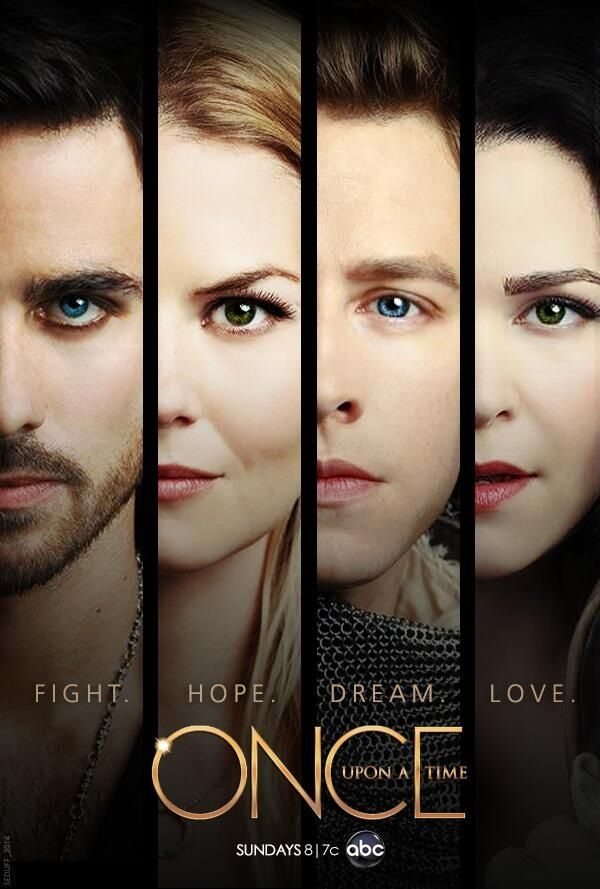 OUAT- My all time favorite tv series :3