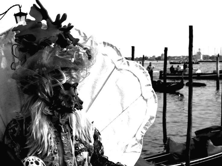 Venice carneval, Italy