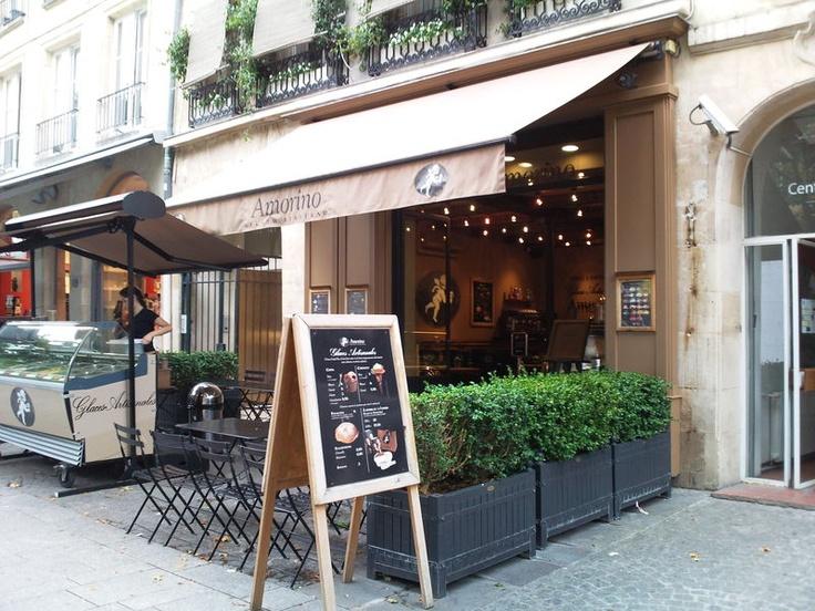 Amorino, Paris