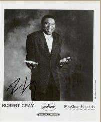 Robert Cray - Robert Solo 8, $10.00 (http://shop.robertcray.com/robert-solo-8/)