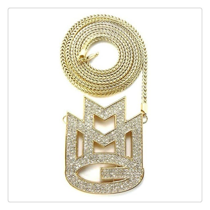 MMG necklace