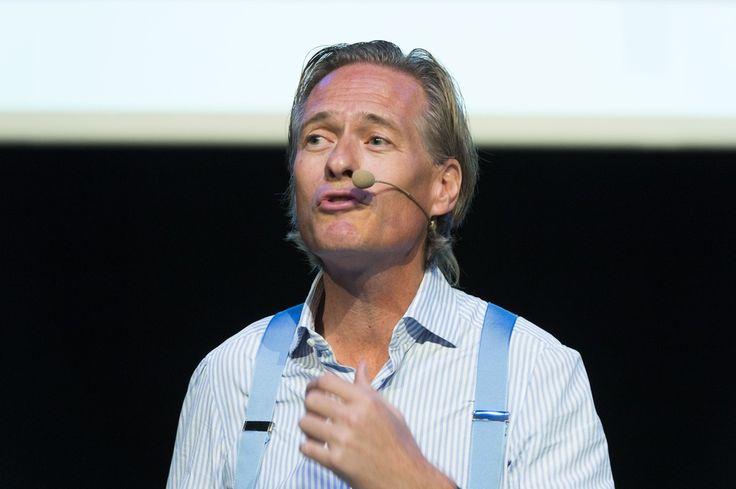 NVM Congres Utrecht 16 oktober 2014, dagvoorzitter Jort Kelder