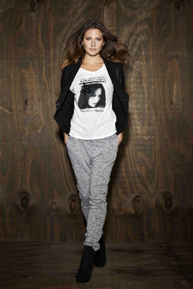 soyaconcept - jacket - blazer - T-shirt - blouse - pants