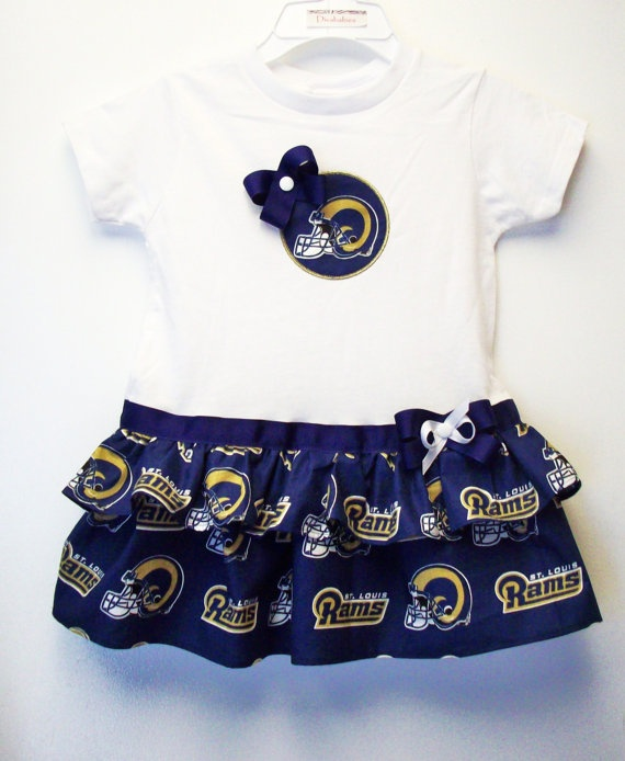 St Louis Rams Baby Clothes