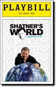 One man show with William Shatner