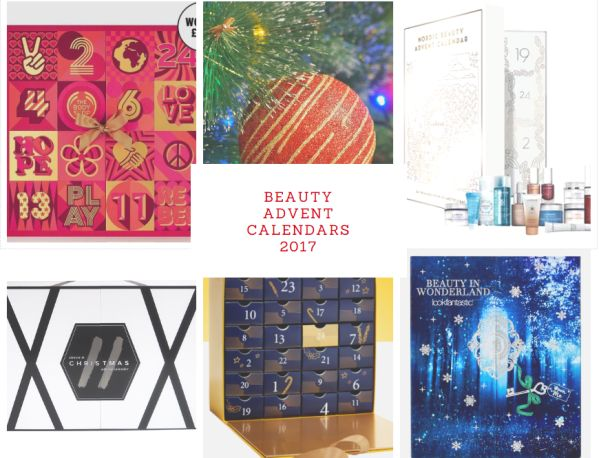 Beauty Advent Calendars for Christmas 2017